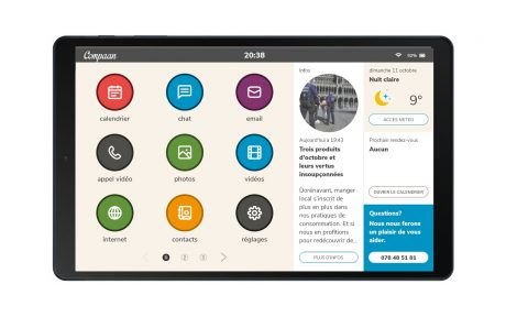 Tablette Compaan Connect